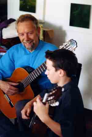 Lessons 1 Peter Altmeier Mort classical guitar lessons perth guitar teacher